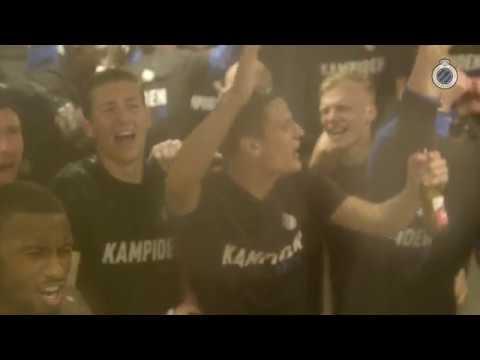 CLUB BRUGGE KAMPIOEN | Kleedkamer | 2017-2018