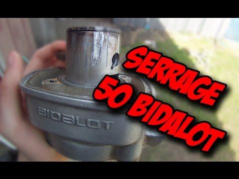 SERRAGE KIT 50 BIDALOT !!