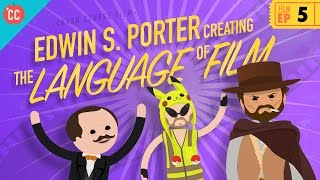 The Language of Film: Crash Course Film History #5