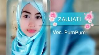 Video Zaujati cover pum pum~ Baper Mendengarkan Lagu ini download MP3, 3GP, MP4, WEBM, AVI, FLV Agustus 2017