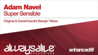 Adam Navel - Super Sensible (Original Mix)