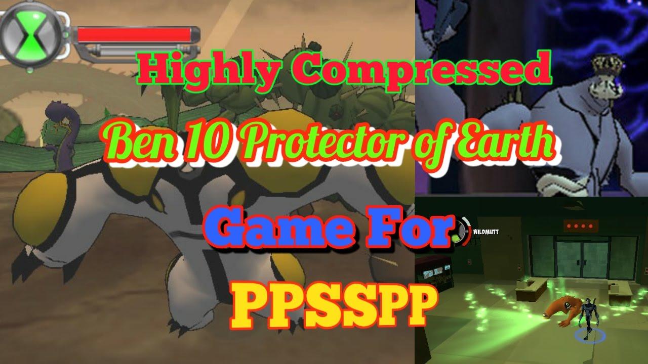 highly compressed psp games under 100mb free download