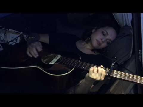 "Norah Jones performs ""Raining Tacos"" (Parry Gripp) in bed | MyMusicRx #Bedstock 2016"