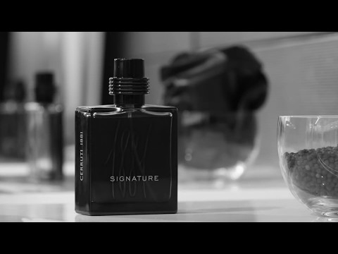 """H&S Recommended Fragrance of The Week- CERRUTI 1881 – """"SIGNATURE"""""""