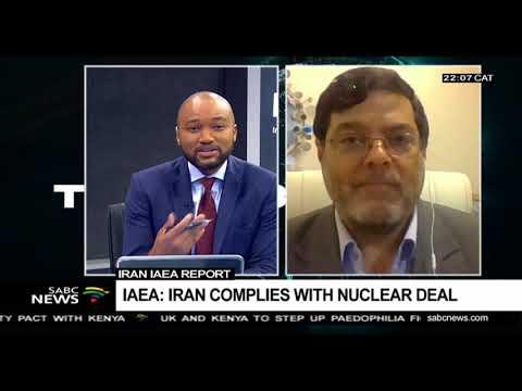 Prof Seyed Mohammad Marandi on Iran Nuclear accord