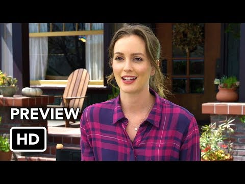 Single Parents ABC First Look P HD  Leighton Meester, Taran Killam comedy series