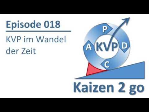 Kaizen 2 go 018 : KVP im Wandel der Zeit