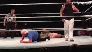 Ric Flair Lesiona Bray Wyatt