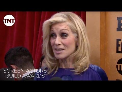 Judith Light: Red Carpet Interview | 23rd Annual SAG Awards | TNT