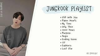 [Updated #1] Jungkook Of BTS (전정국) Playlist [ study, relax, sleep ]