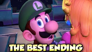 How To Get The BEST ENDING In Luigi's Mansion 3! (Nintendo Switch)
