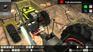 Mechanik Maszyn Rolniczych 2015 - zlecenie 5 - wymiana kolumny kierownicy