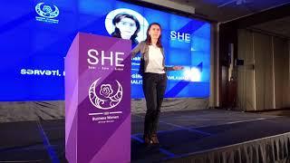 Oriflame SHE Congress 2018-in tərəfdaşı kimi