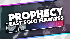 Easy Prophecy Solo Flawless Emblem! (Shortcut, Cheese, Tips, etc.)