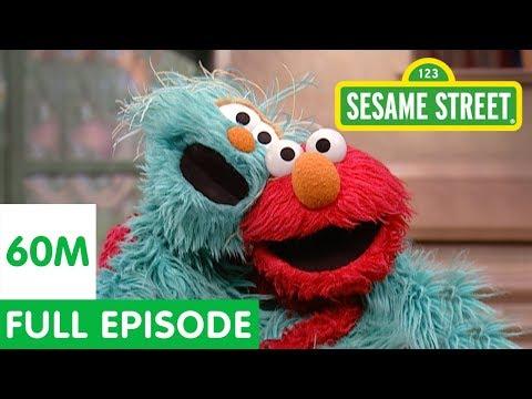 Elmo and Rosita's Musical Playdate | Sesame Street Full Episode