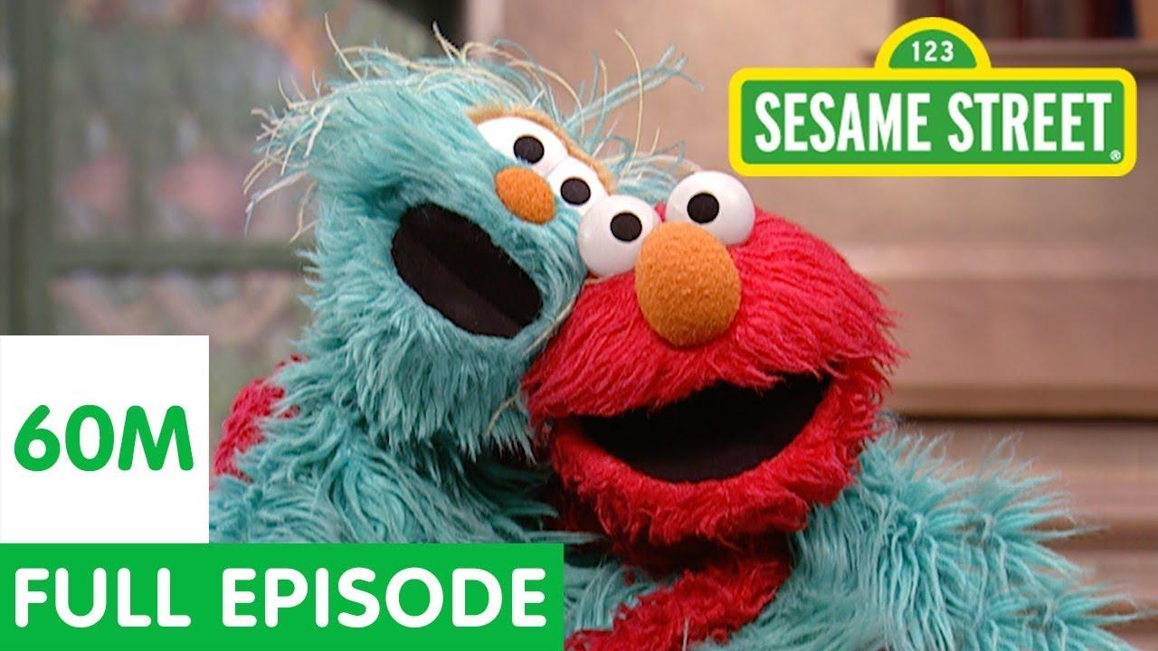 Sesame Street - Elmo and Rosita's Musical Playdate