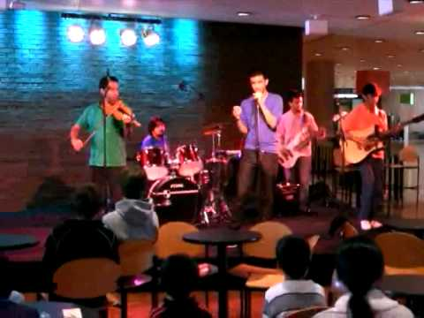 'Dhoom Pichak' Euphoria Live Bollywood Fusion Cover-The Fifths live @ Krannert