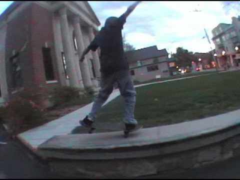 Old Skateboarding Clips