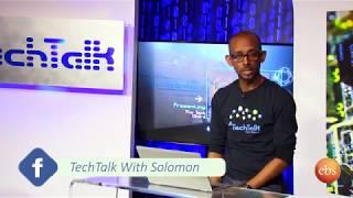 TechTalk with Solomon Season 13 Ep 04: Latest Tech News
