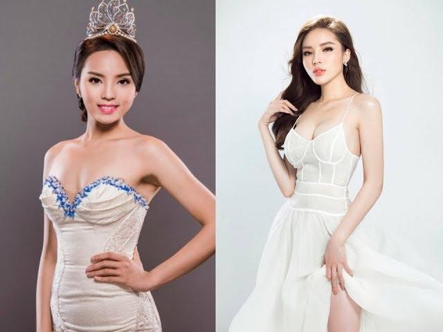 TOP các VẺ ĐẸP thay đổi của các Hoa hậu Việt Nam sau đăng quang