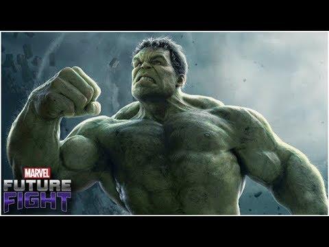 Why Hulk Needs Help - Marvel Future Fight