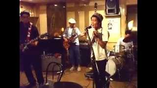 Tucker & The Teardrops Family, Iwami Ohda Unit - Fanny Mae @Jazz&Kitchen Marufuku