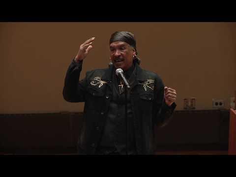 Dr. Kaba Hiawatha Kamene At Africana Institute Garvey/Nkrumah 2019 Lecture ECC
