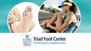 Triad Foot Center - Leading Podiatry Office in Piedmont Triad thumbnail