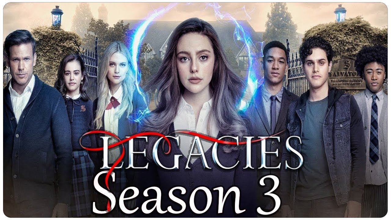 Download LEGACIES Season 3 First Look (2020) With Danielle Rose & Thomas Doherty