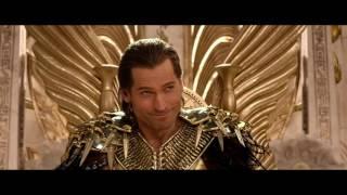 Все боги Египта, момент из фильма Боги Египта