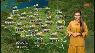 Prognoza pogody 17.11.2018