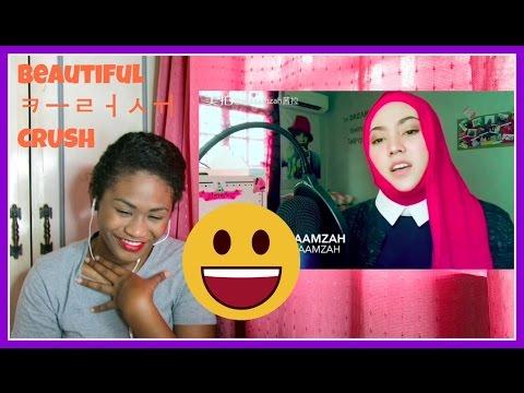 Shila Amzah-Beautiful   크러쉬 CRUSH-GOBLIN OST | Reaction