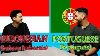 Similarities Between Indonesian and Portuguese