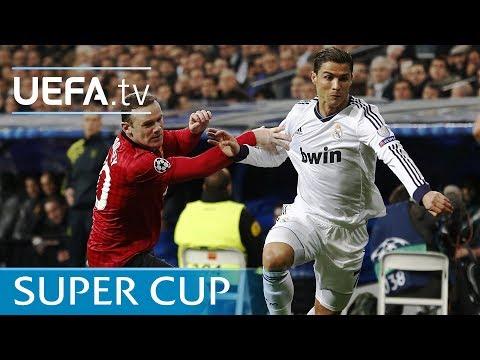 Ronaldo, Beckham, Figo: Great Real Madrid v Man. United goals
