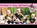 Mama Mia's Surprise Mother's Day Getaway /Part One