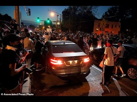 St Louis rocked by second night of protests [Latest Breaking].