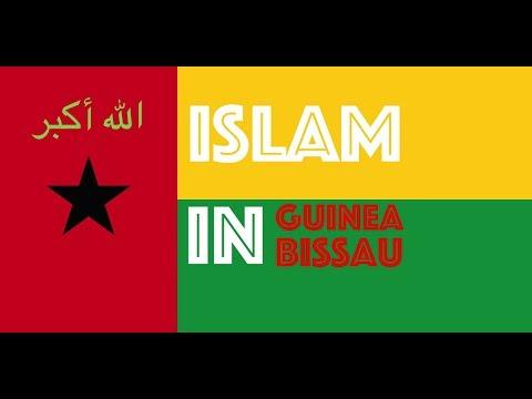 ISLAM IN GUINEA BISSAU II OFFICIAL DUA II الله أكبر