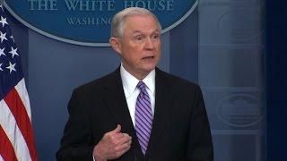Sessions announces actions against sanctuary cities