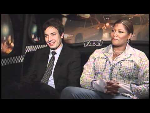 Jimmy Fallon and Queen Latifah interview