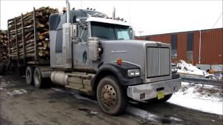 Local Log Trucks
