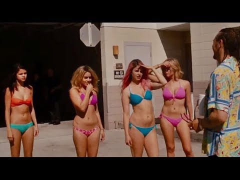 Trailer do filme Spring Breakers: Garotas Perigosas