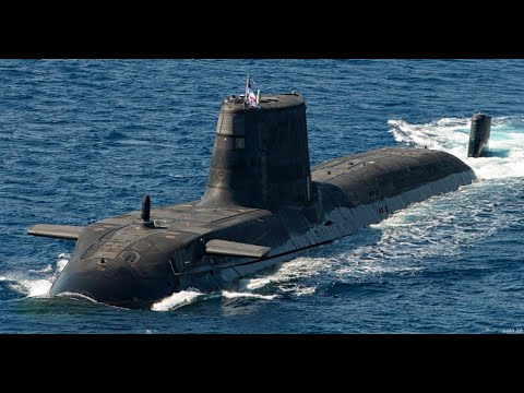 TOP 10 BEST ATTACK SUBMARINE |HD| - 2015
