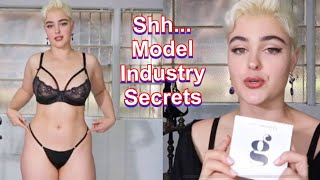 Secret Model's Business G-String