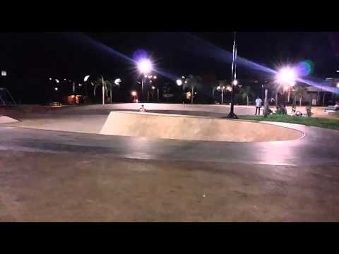 BMX Park Leandro N. Alem...On Fire Sabe