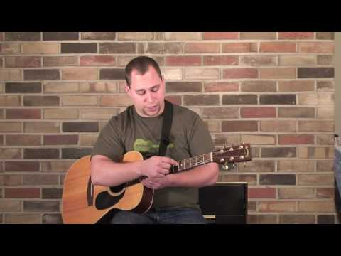 How To Tune A Guitar Using a Guitar Tuner