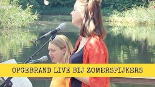 OPGEBRAND - Een gloednieuw lied voor Zomerspijkers