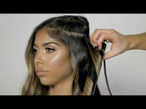 HOW TO APPLY CELEBRITY CHOICE SLIM-LINE TAPE EXTENSIONS