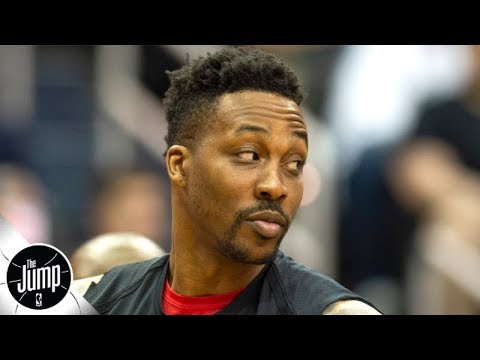 Dwight Howard says his ego is dead | BS or Real Talk | The Jump