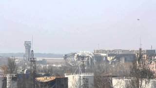 ⚡ Ukraine war 2014: Donetsk Airport Takes a Direct Hit ⚡