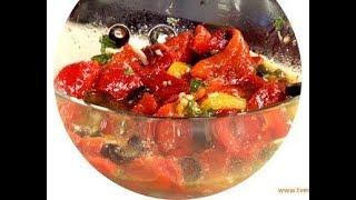 Заготовка впрок - ЗАМОРОЗКА запечённого болгарского перца / Илья Лазерсон / Кулинарный ликбез